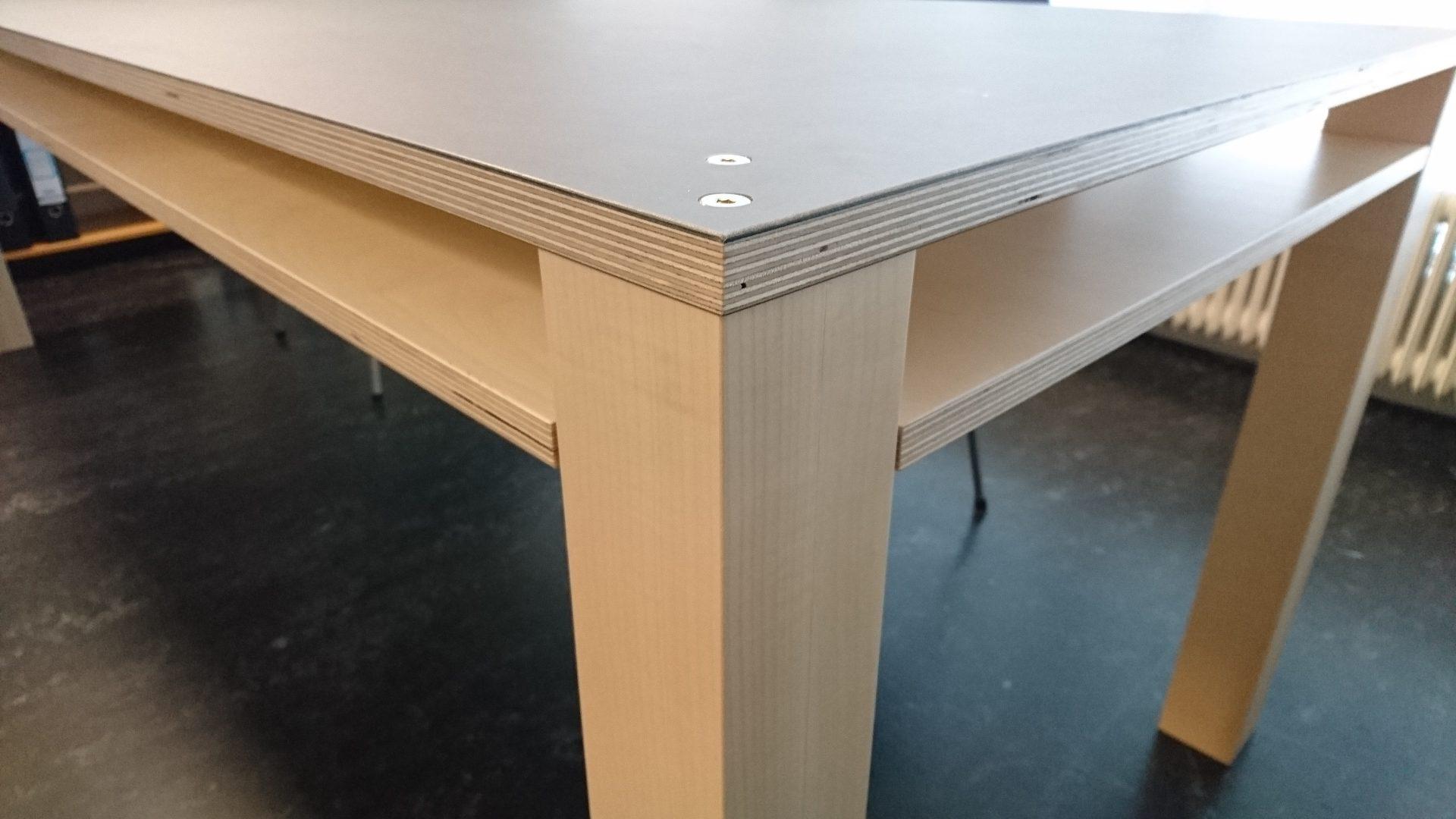 Tafel met opbergvak   Wienke Interieur   Groningen